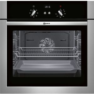 Neff B14M42N5GB Stainless steel Built-in Electric Single Multifunction Oven