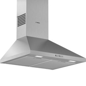 Bosch DWP64BC50B Stainless steel Chimney Cooker hood  (W) 600mm