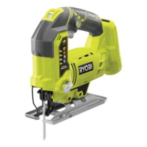 View Ryobi Cordless 4-Stage Pendulum Action Jigsaw R18JS-0 details