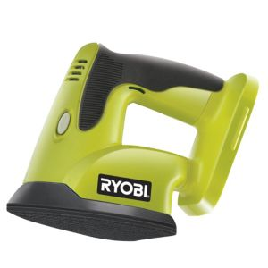 View Ryobi One+ Cordless Detail Sander without Batteries CCC1801M details