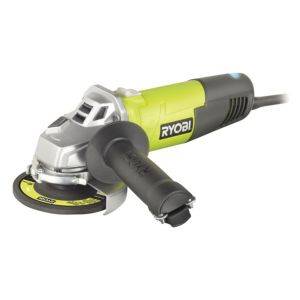 View Ryobi 750W 115mm Angle Grinder EAG750RBA3 details
