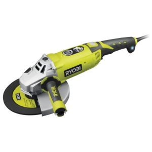 View Ryobi 2000W 230mm Angle Grinder EAG2000RSA3 details