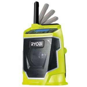 View Ryobi One+ Site Radio CDR180M details