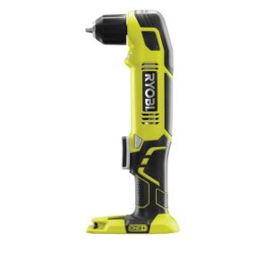 Ryobi One Cordless 18V LiIon Angled Drill Driver without Batteries RAD1801MBARE