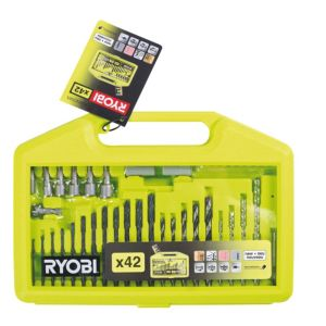 View Ryobi Accessory Set, 42 Piece details