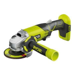 View Ryobi One+ Cordless 18V 114mm Angle Grinder R18AG-0 details