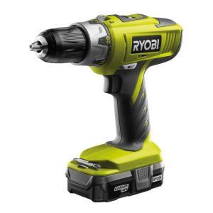 Ryobi One Cordless 18V 1.3Ah LiIon Combi Drill 1 Battery LLCDI18021