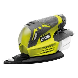 View Ryobi Cordless Palm Sander 1 Battery R12PS-L13S details