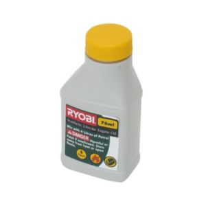 View Ryobi Petrol Engines 2-Stroke Oil 75ml details