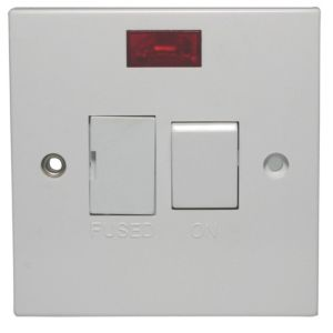 View Marbo Switched Fused LED Indicator Connection Unit 13A details