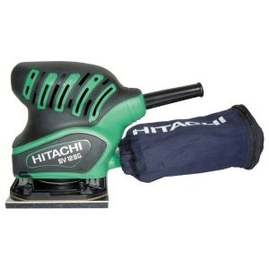 View Hitachi Corded 200W 1/4 Sheet Sander SV12SG/J1 details