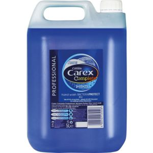 Image of Carex Professional Bacteria Protect Hand Wash 5 L