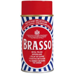 Image of Brasso Liquid brass polish Can 150 ml