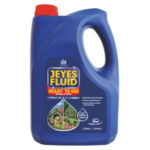 Image of Jeyes Fluid Ready To Use Outdoor disinfectant 4000 ml