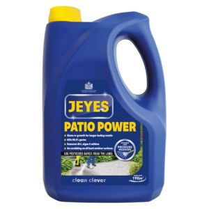 View Jeyes Patio Power Cleaner 4L details