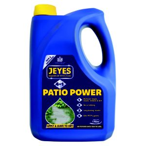 Image of Jeyes 4-in-1 patio power Outdoor cleaner 4 L