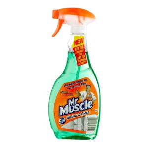 View Mr Muscle Window Cleaner 500ml details