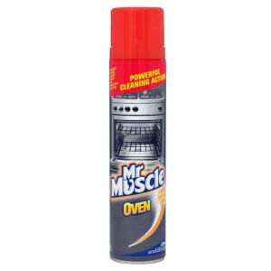 View Mr Muscle Oven Cleaner Aerosol details