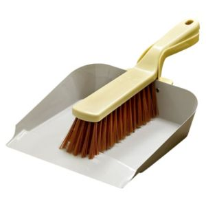 View Lily & Brown Dustpan & Brush (L)360mm, Set of 2 details