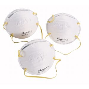 View Harris Dust Mask, Pack of 3 details