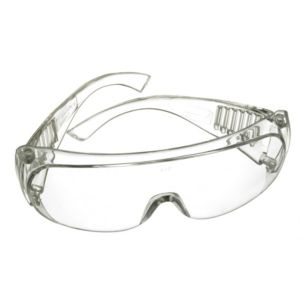 Harris Clear Safety Glasses