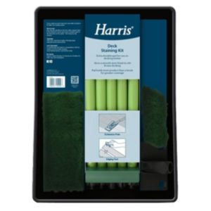 View Harris Decking Set details