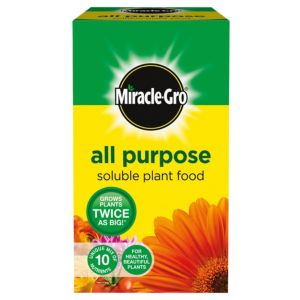 Image of Miracle Gro All Purpose Soluble Plant Food 1kg