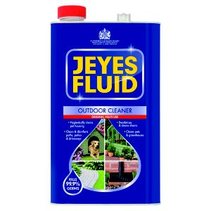 Image of Jeyes Household Outdoor disinfectant 5 L