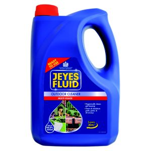 Image of Jeyes Fluid Outdoor Disinfectant 4L