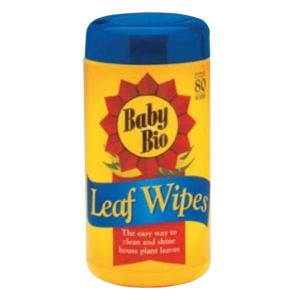 View Baby Bio Leaf Wipes, Pack of 80 details