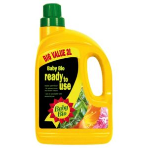 View Baby Bio Liquid House Plant Feed 2L details