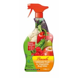 View Provado Ultimate Fruit & Vegetable Bug Killer 1.08L details