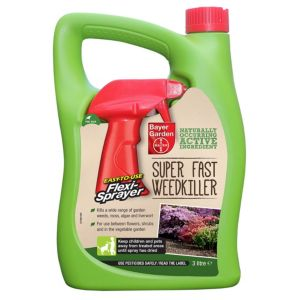 Image of Bayer Garden Superfast Weed killer 3L