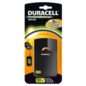 View Duracell 5 Hours USB Portable Charger details