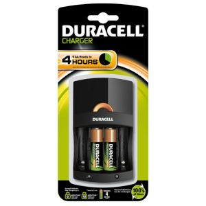 View Duracell 4 Hours Battery Charger details