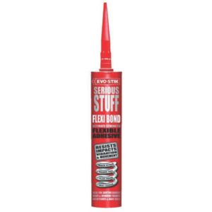 View Evo-Stik Serious Stuff Flexibond Shock Absorbant Grab Adhesive 290ml details