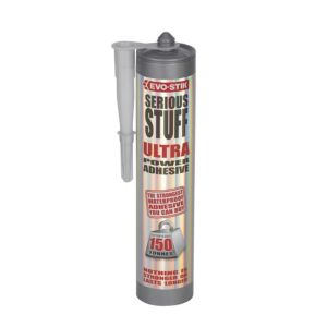 View Evo-Stik Serious Stuff Grab Adhesive 290ml details