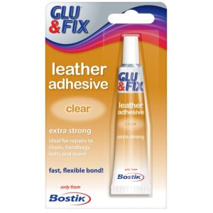 View Bostik Glu & Fix Flexible Leather Adhesive  20 ml details