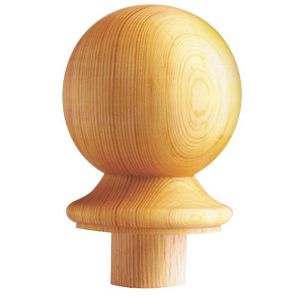 View Hemlock 75mm Newel Cap details