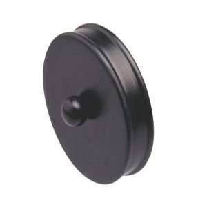 View Richard Burbidge Metal End Cap (L)215mm (W)25mm (D)25mm Pack of 2 details