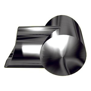 View Richard Burbidge RH Metal Handrail Turn (H)80mm (W)8mm (L)230mm details