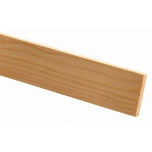 View Richard Burbidge Pine Stripwood Moulding (W)68mm (L)2.4m (T)6mm details