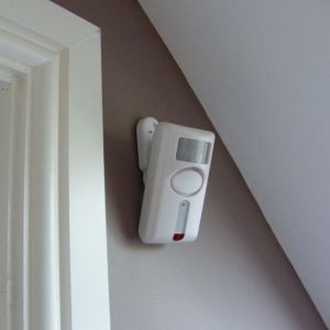 View Response White Room Alarm details