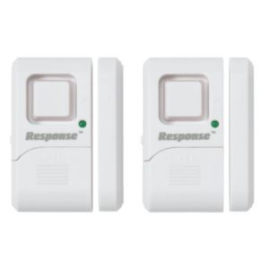 View Response White Door/Window Alarm Pack of 2 details