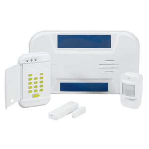 View Response White Alarm Kit Pack of 1 details