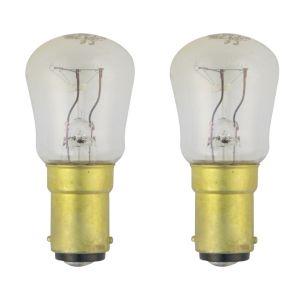 View GE Small Bayonet Cap (B15D) 25W Incandescent Appliance Light Bulb details