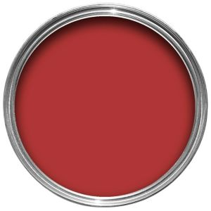 View Crown Non Drip Interior & Exterior Flame Red Gloss Paint 750ml details