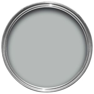 View Crown Solo® Interior & Exterior Arctic Grey Gloss Paint 750ml details