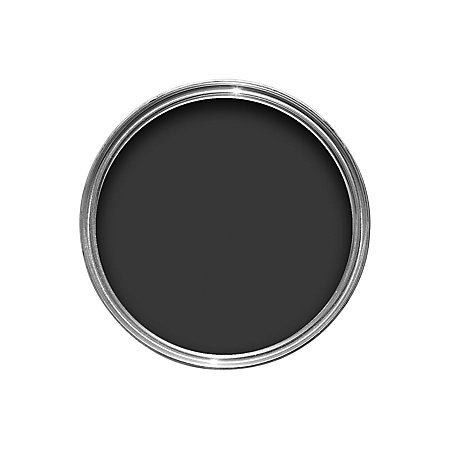 Crown Solo Interior Velvet Black Satin Wood Metal Paint Departments Tradepoint