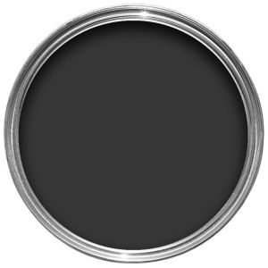 View Crown Solo® Interior Velvet Black Satin Paint 750ml details